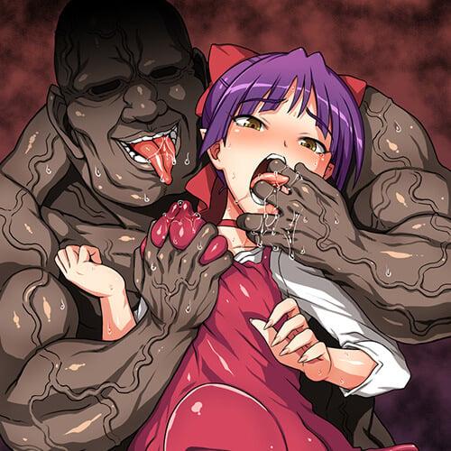 【エロ画像】キモオヤジレイプwwwヒロイン達が汚っさんのねちっこい責めで強制アヘ顔にされちゃう画像wwwpart133