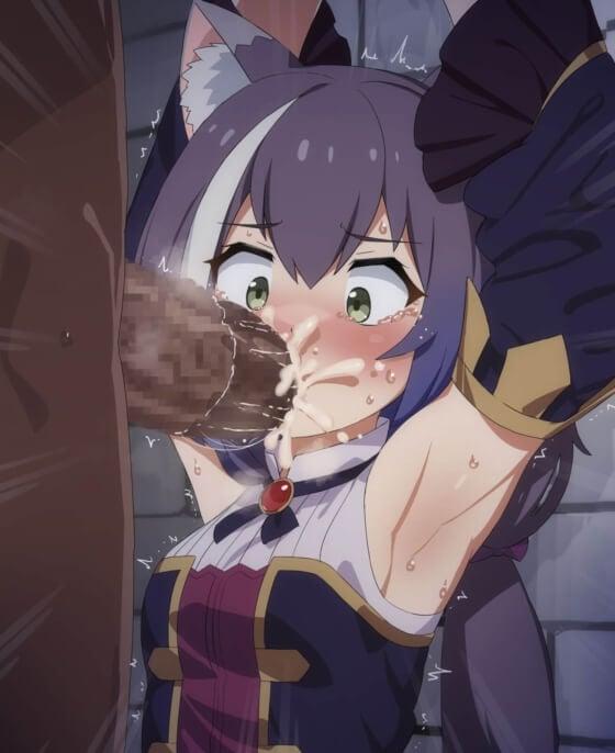 【エロ画像】 ニラマレイプ!!強気なヒロインをオチンポで屈服させたくなるエロ画像wwwpart109