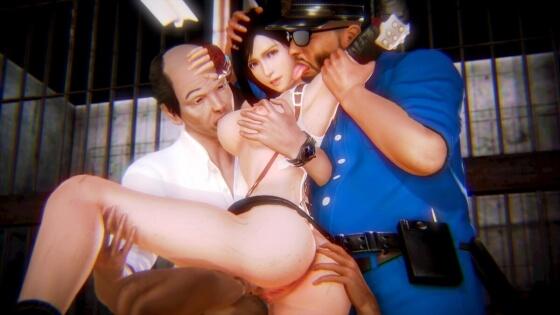 【エロ画像】 無理矢理犯されちゃってる美少女ヒロイン達のレイプ画像とかwwwpart119