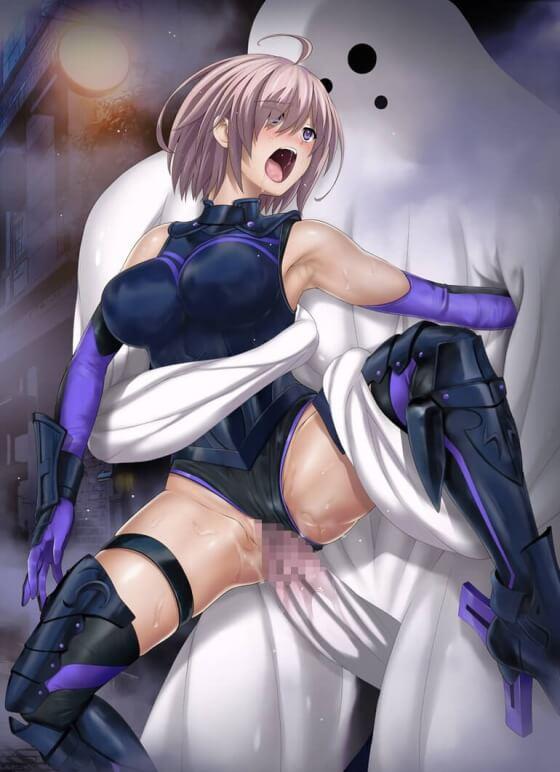 【エロ画像】 美少女ヒロインをレイプ!! 悔しいけど無理やり犯されちゃってる二次エロ画像www part123