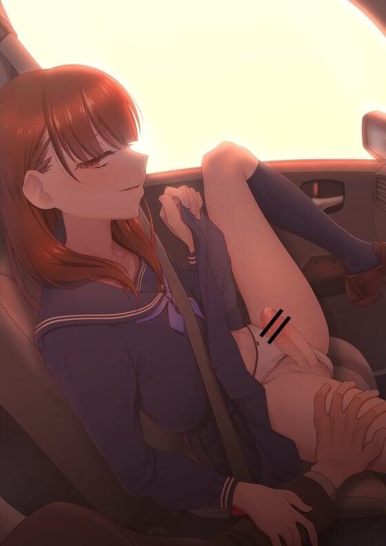 【エロ画像】 男の娘ヒロイン達がオチンポ弄くり回されてビクンビクンさせられちゃってる二次エロ画像 part18