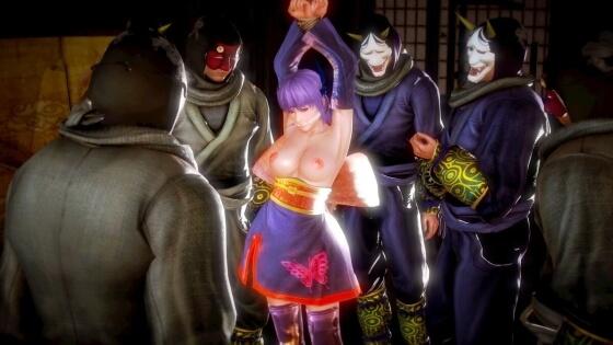 【エロ画像】 拘束レイプ!! 美少女ヒロイン達がカラダを拘束されて抵抗できない二次エロ画像www part64