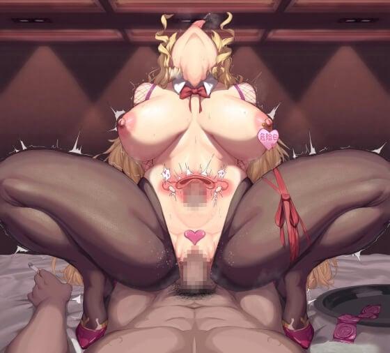 【エロ画像】 アヘ顔セックス!! 美少女ヒロイン達がズコバコ犯されまくってアヘ顔絶頂させられてる二次エロ画像www part98