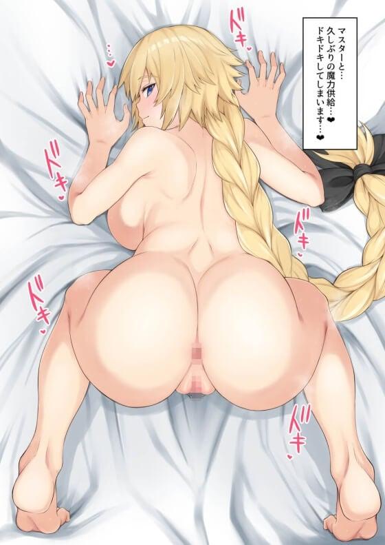【エロ画像】 アナルセックス!! 美少女ヒロイン達がお尻を犯されまくってる二次エロ画像www part108