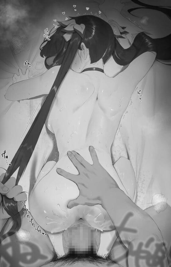 【エロ画像】 キモ男レイプ!! ブサイクおじさん達に陵辱されまくる美少女ヒロイン達の二次エロ画像www part146